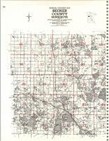 Map Image 042, Becker County 1980